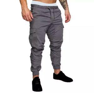 Oeak Men Pants Hip Joggers Pants 2019 New Male Pan